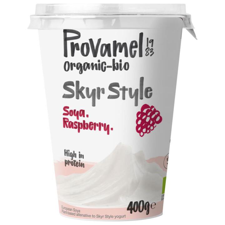 Jogurt Skyr malinový