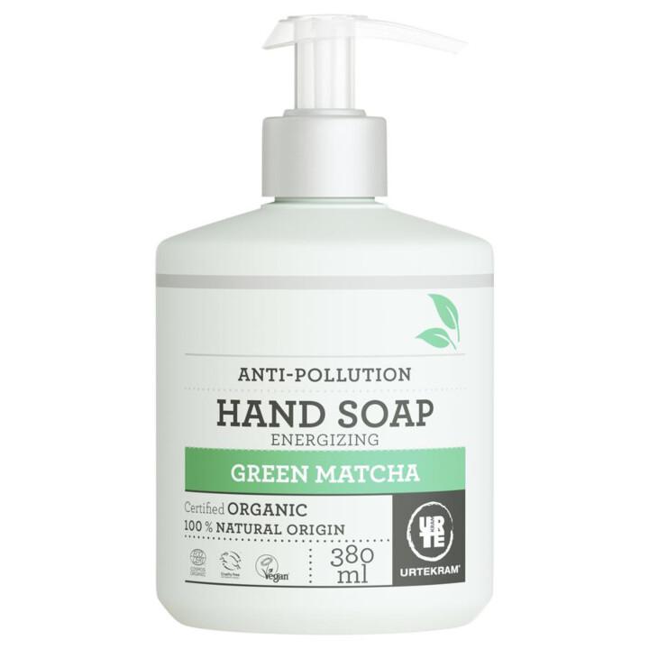 Tekuté mydlo s matcha