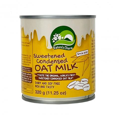Kondenzované ovsené mlieko