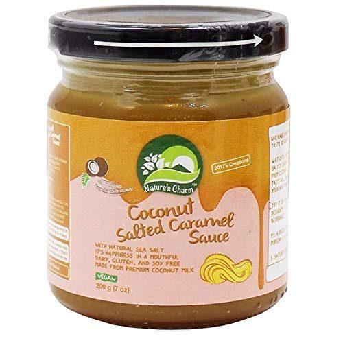 Kokosová omáčka slaný karamel