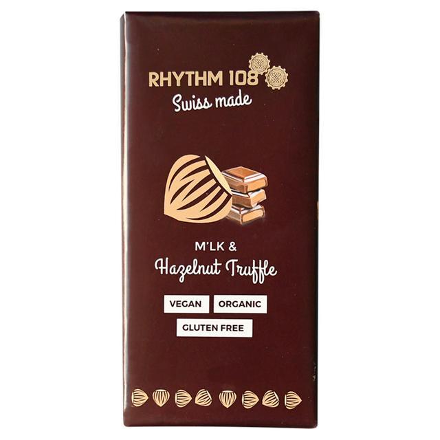 Čokoláda plnená nugátom
