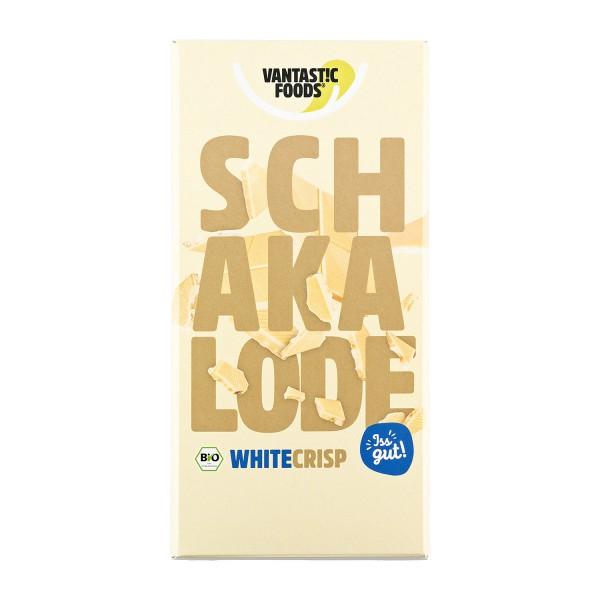 Biela čokoláda chrumkavá