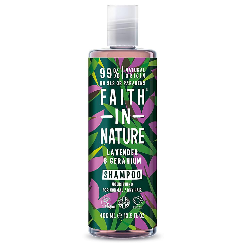 Šampón levanduľa a geranium