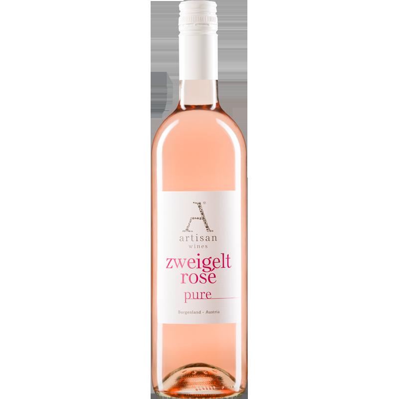 Víno ružové - nízkohistamínové