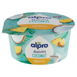 Jogurt kokosový ananás