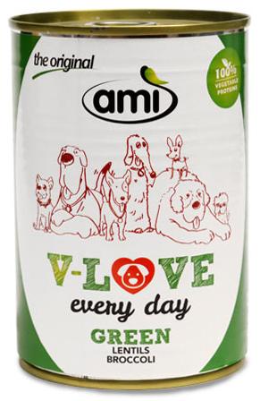 Konzerva pre psíka Green Ami