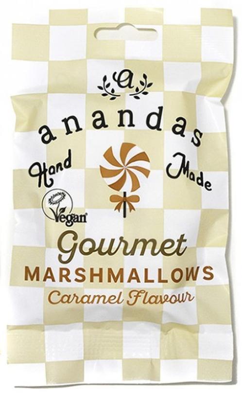 Marshmallows karamel