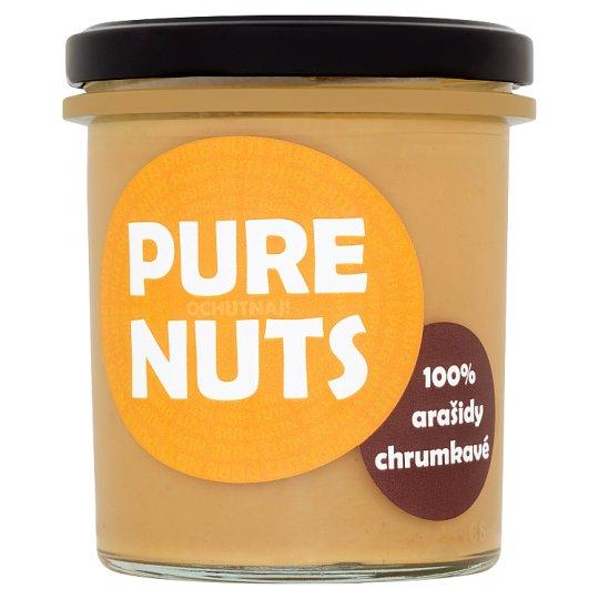 Chrumkavé arašidové maslo