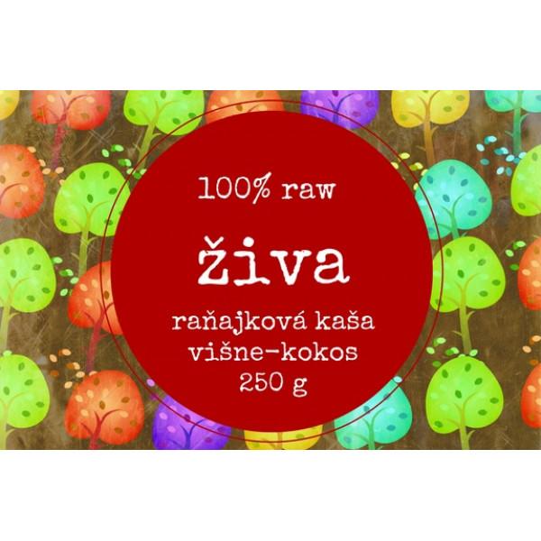 Živa Kaša - višne, kokos