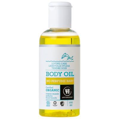 Telový olej pre deti