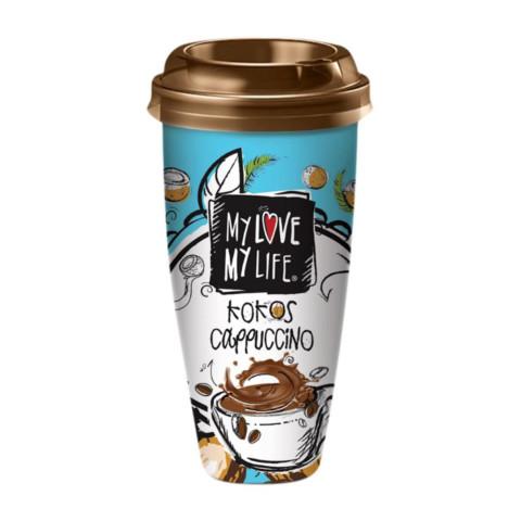 Cappuccino kokosové