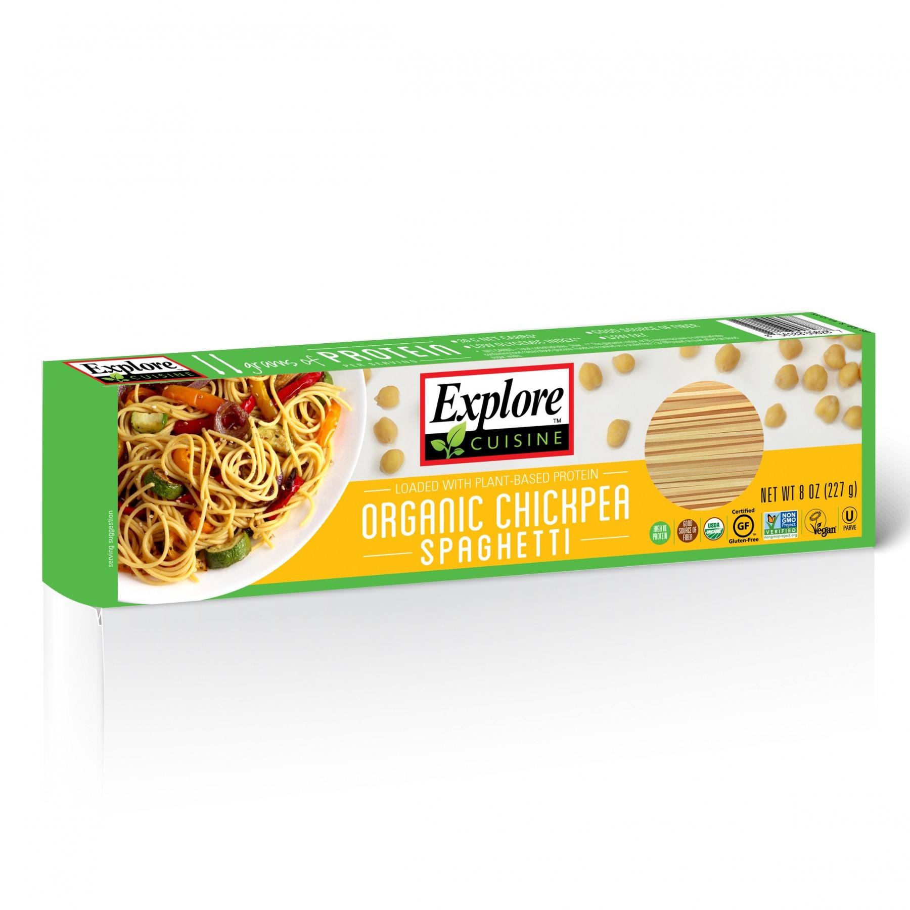 Cícerové špagety