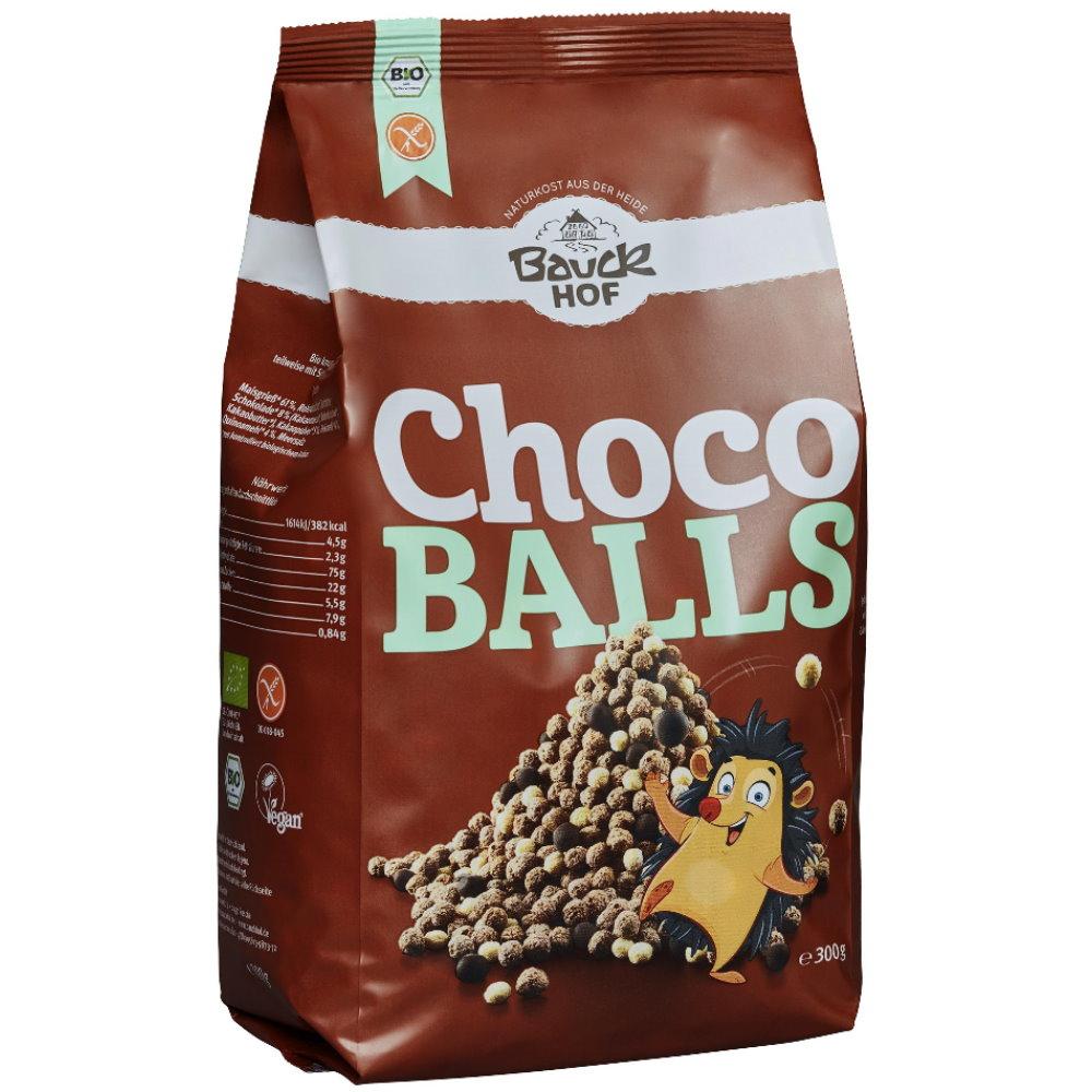 Čokoládové guličky - bezlepkové