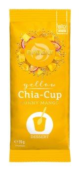 Chia cup žltý