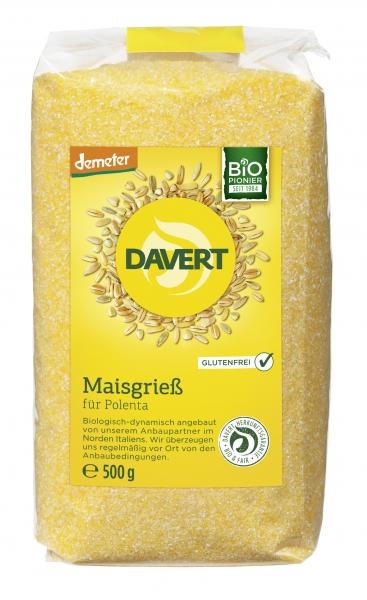 Kukuričná polenta 500 g Davert