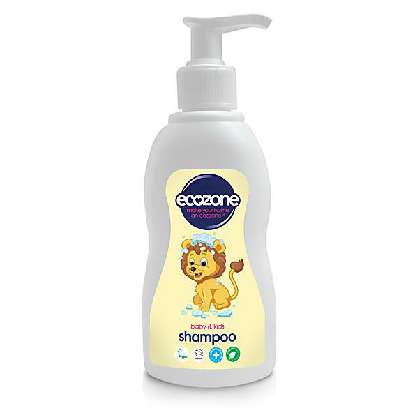 Detský šampón Ecozone