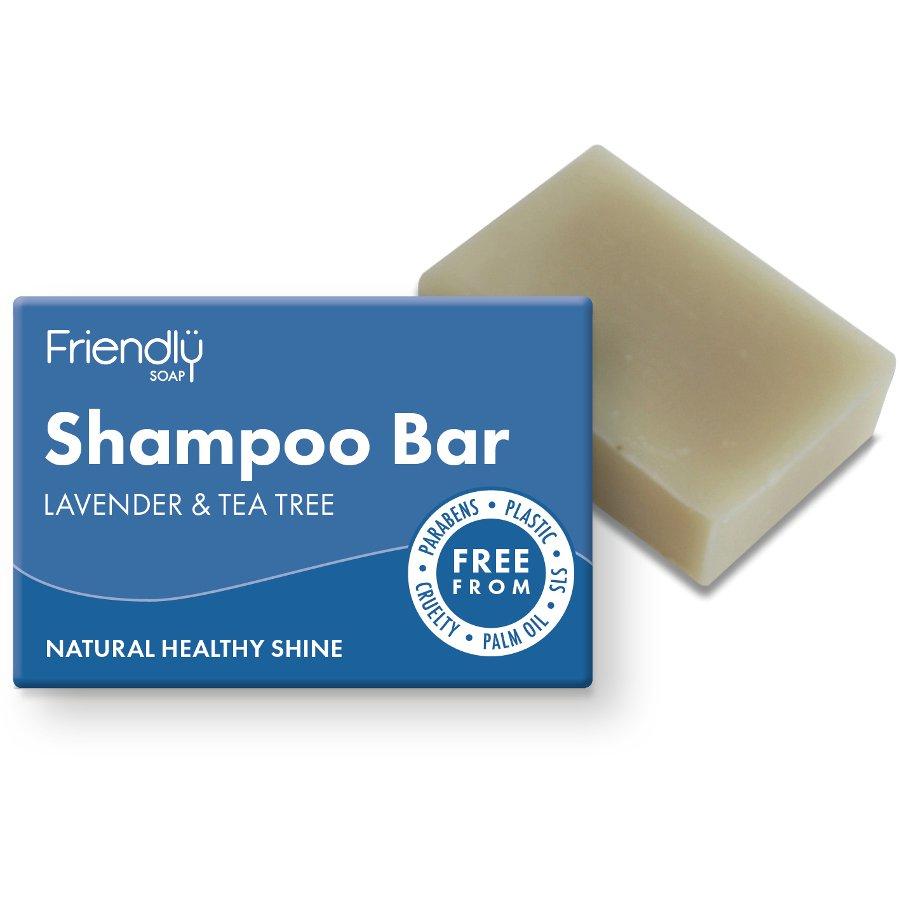 Šampón. mydlo levanduľa tea tree