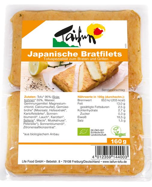 Tofu na japonský spôsob