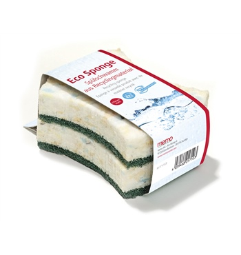 Recyklovaná špongia - 2 kusy