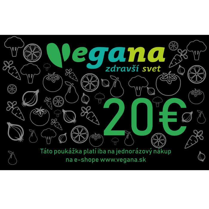 Poukážka 20 €