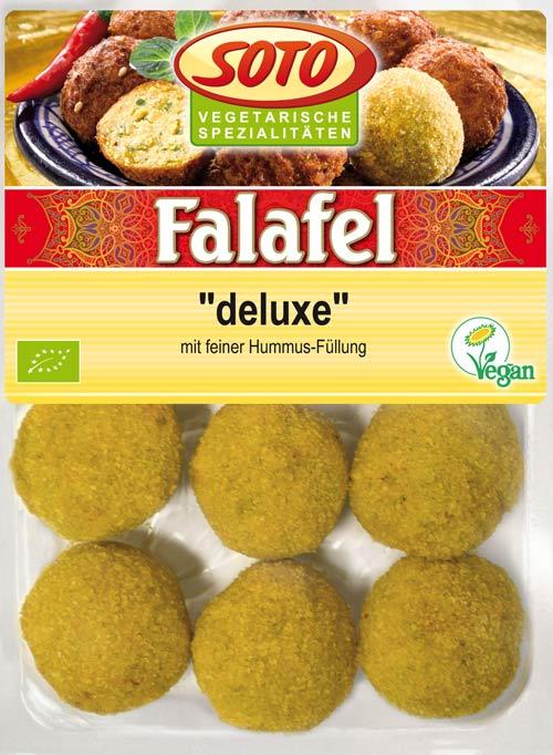 Falafel deluxe