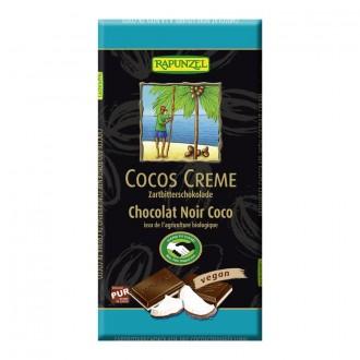 Čokoláda s kokosovým krémom