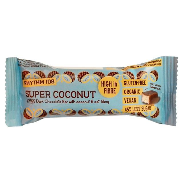 Čokoládová kokosová tyčinka