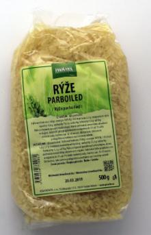 Ryža Parboiled
