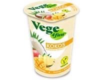 Kokosový jogurt ananás, mango