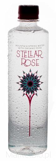 Voda s extraktom z ružového oleja