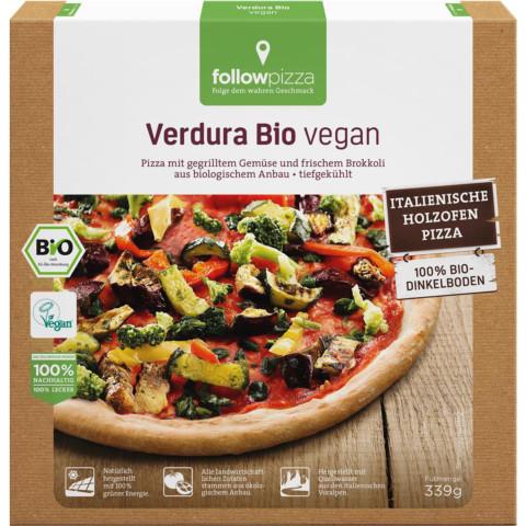 Mrazená pizza verdura