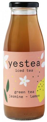 Ľadový čaj jasmín, citrón Yestea